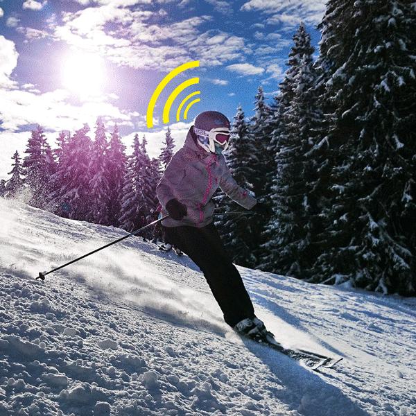 Cratoni Crash Sensor - Hilfe beim Skifahren