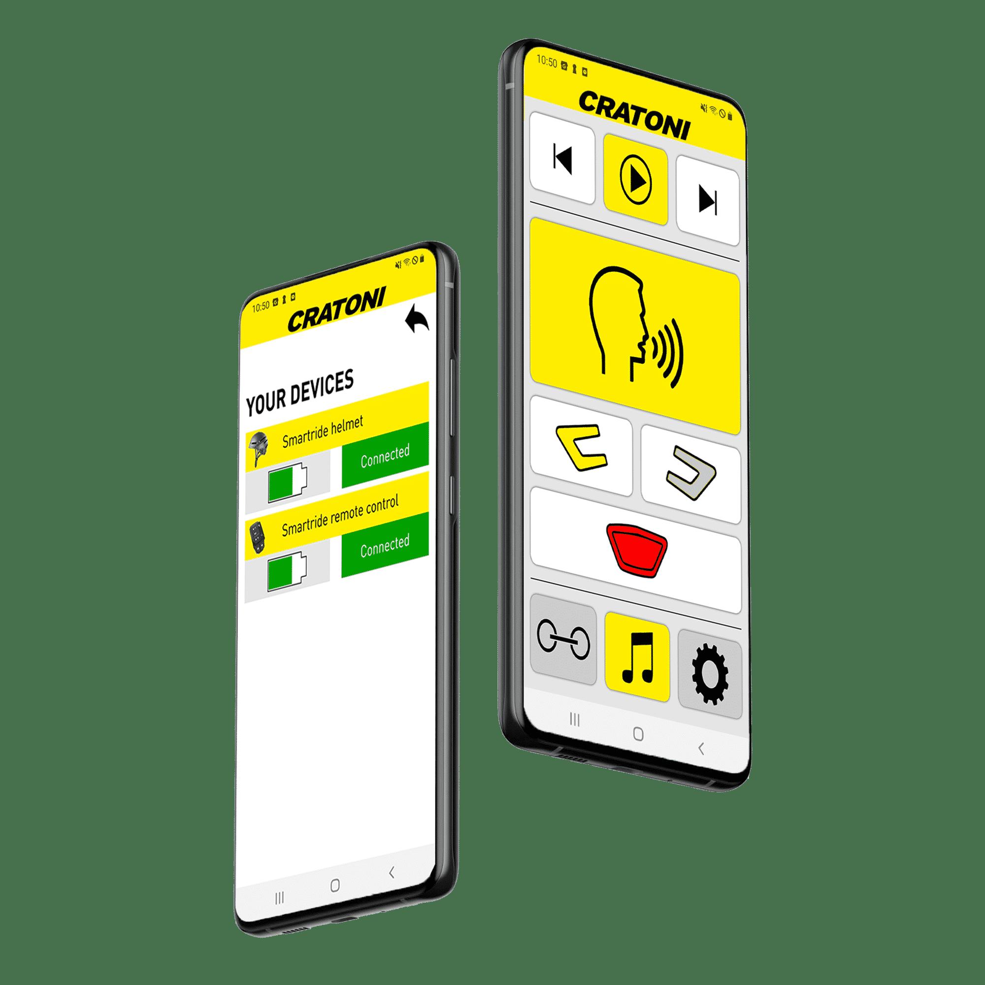 Cratoni-App