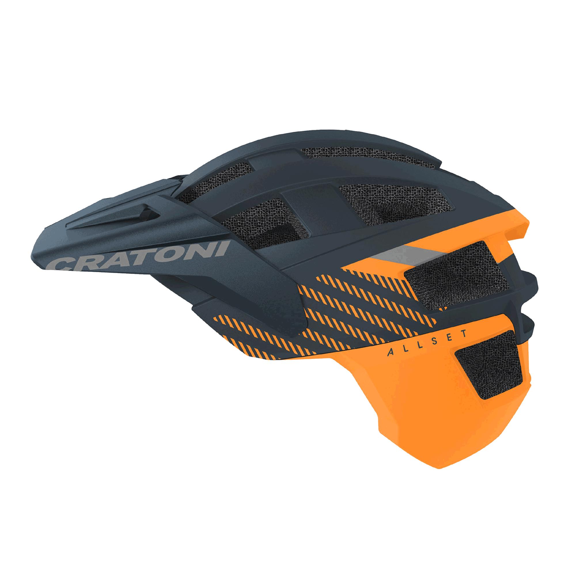 AllSet-Pro Jr. black-orange matt