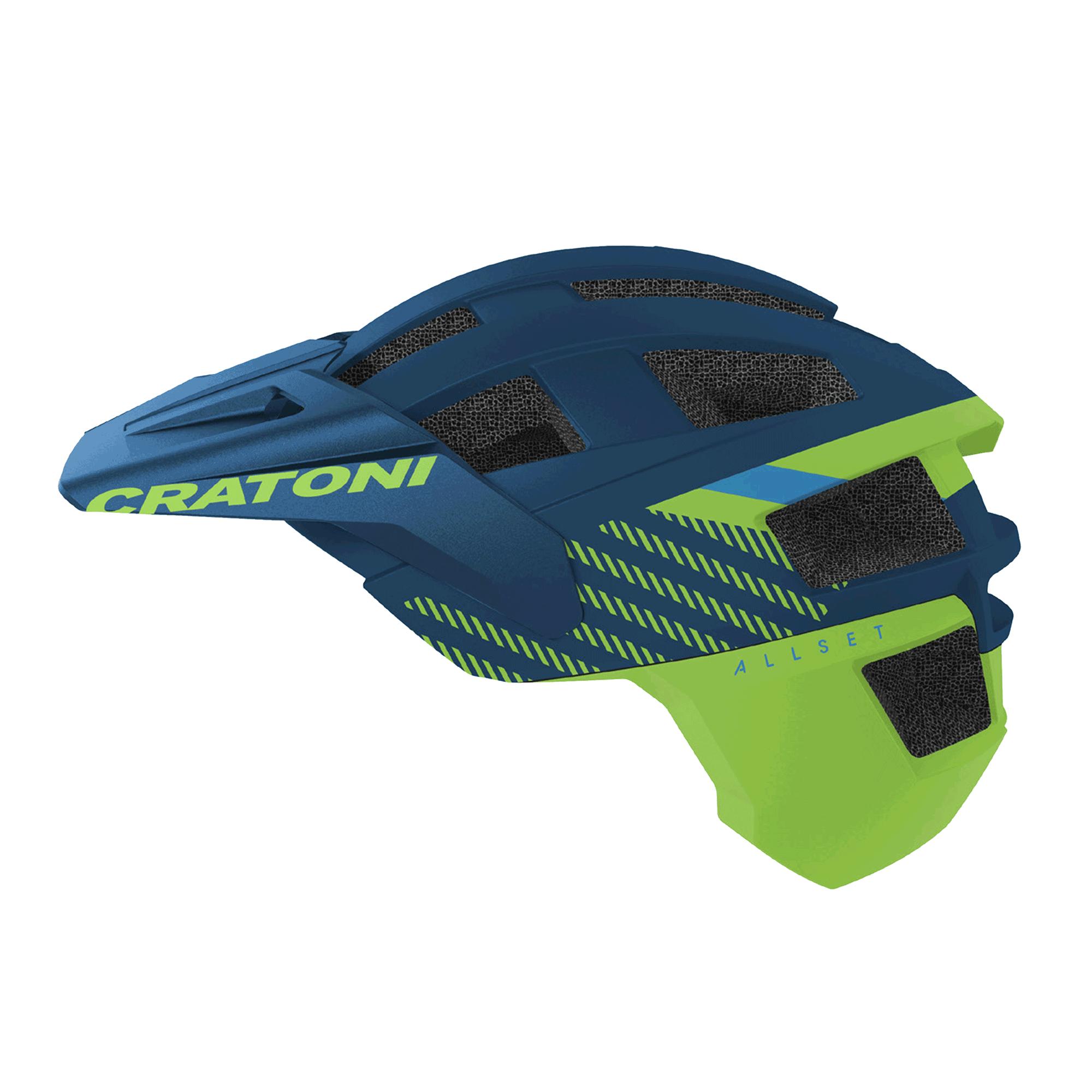 AllSet-Pro Jr. blue-green matt