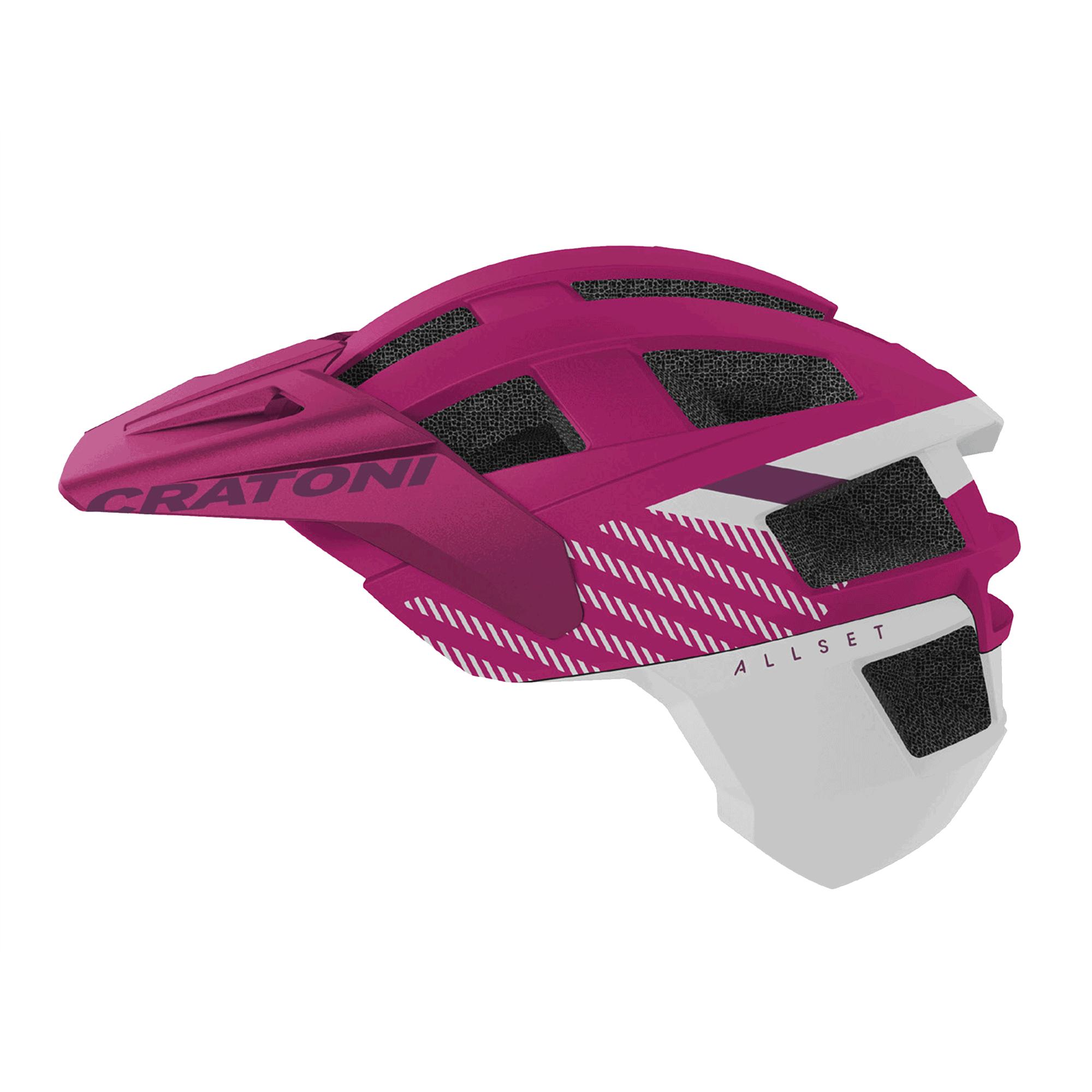 AllSet-Pro Jr. pink-white matt