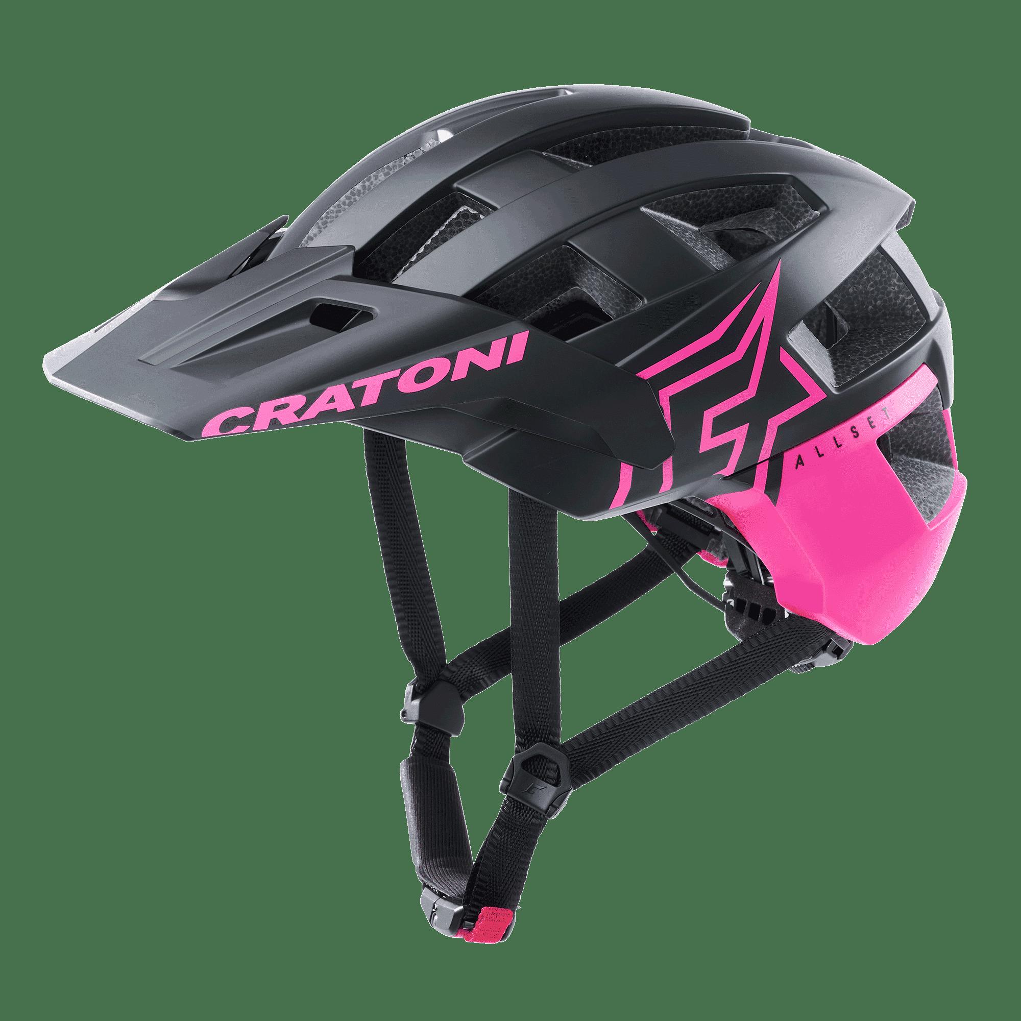 AllSet Pro black-pink matt