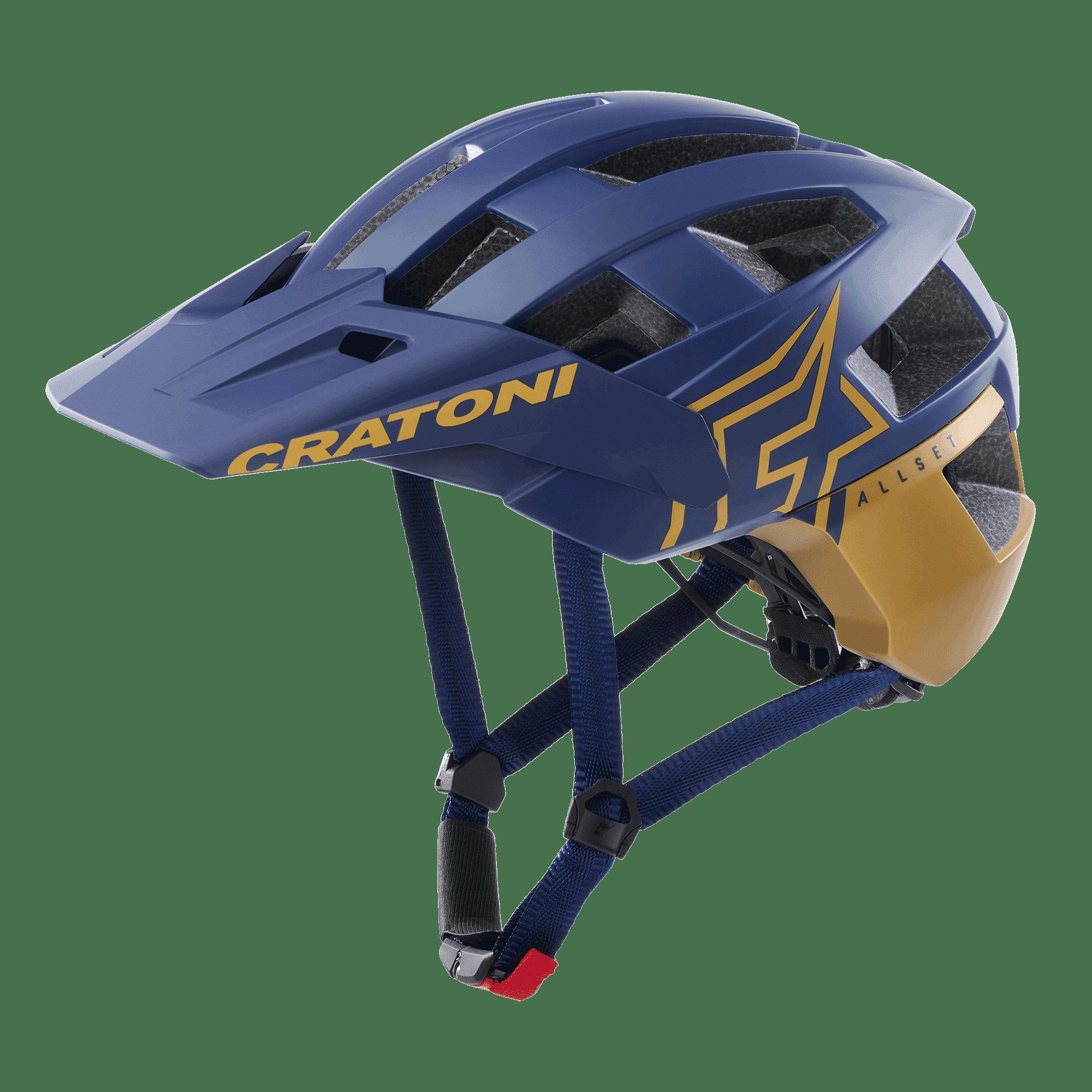 AllSet Pro blue-gold matt