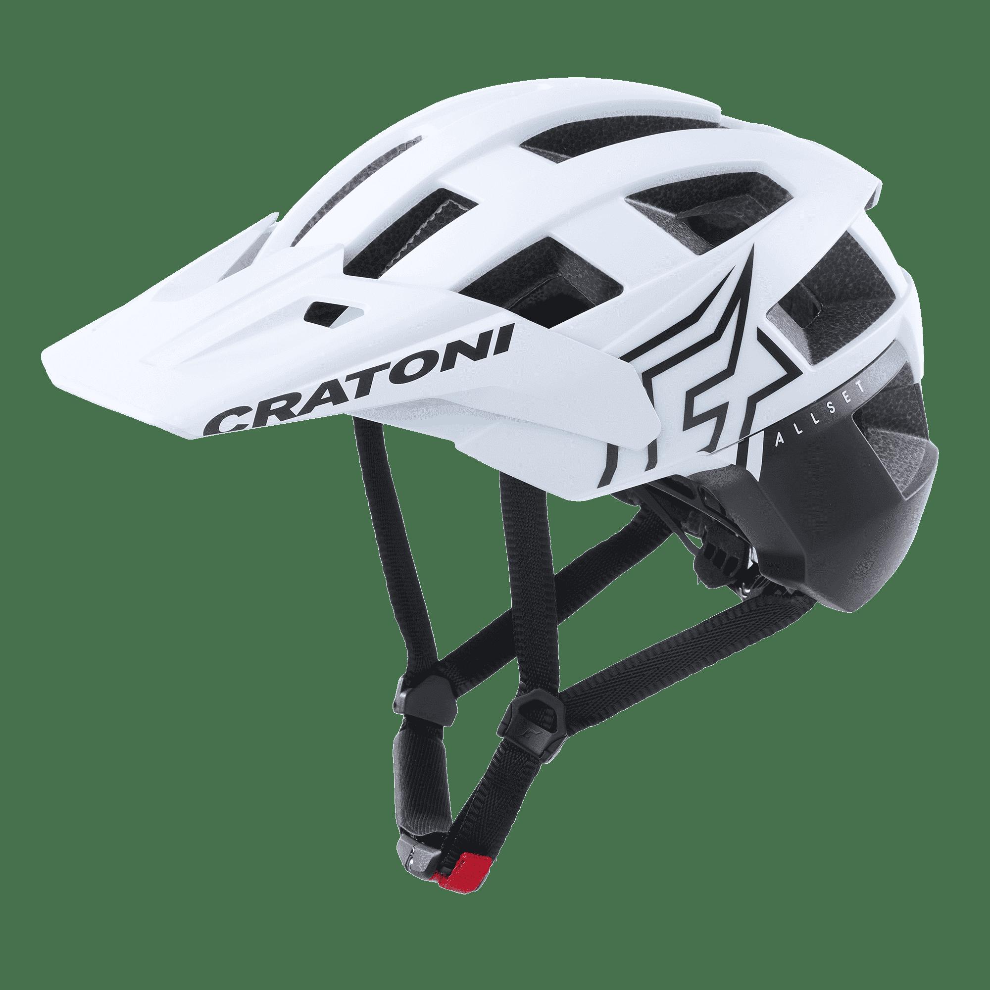 AllSet Pro white-black matt