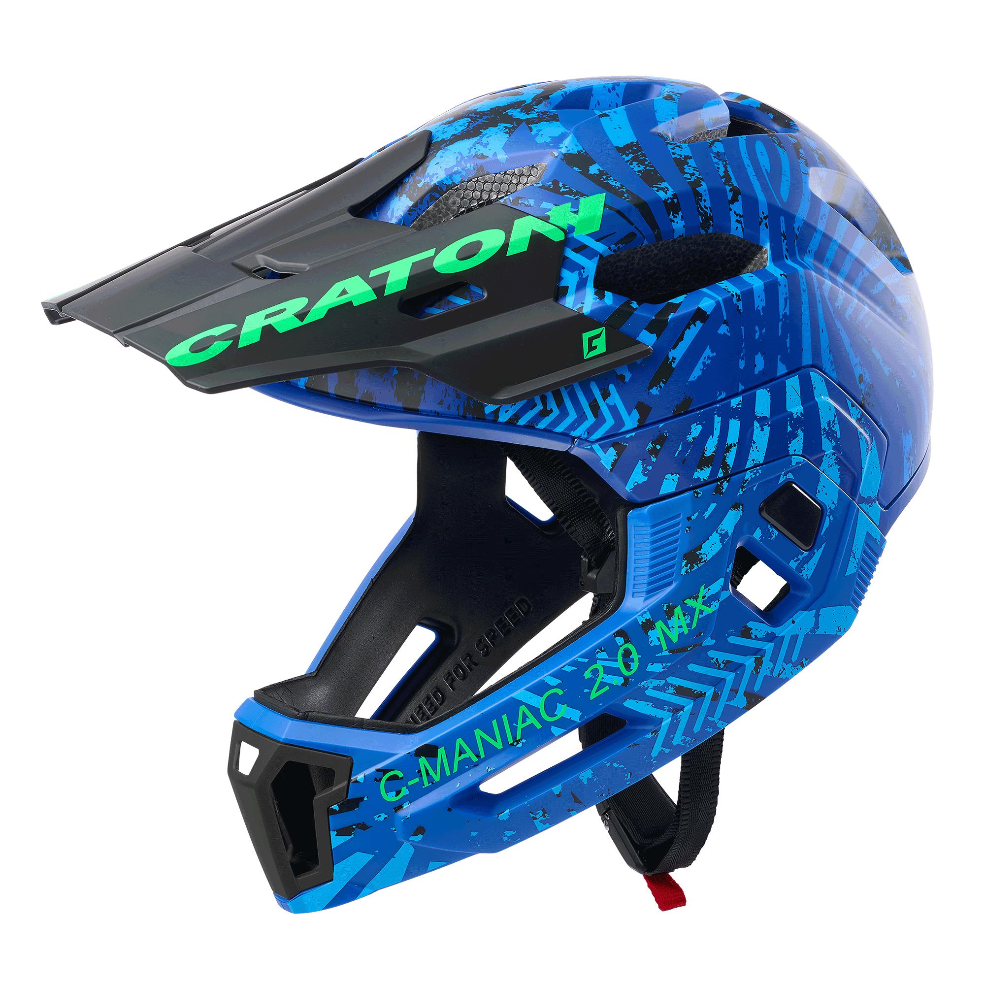 C-Maniac 2.0 MX blue-green matt