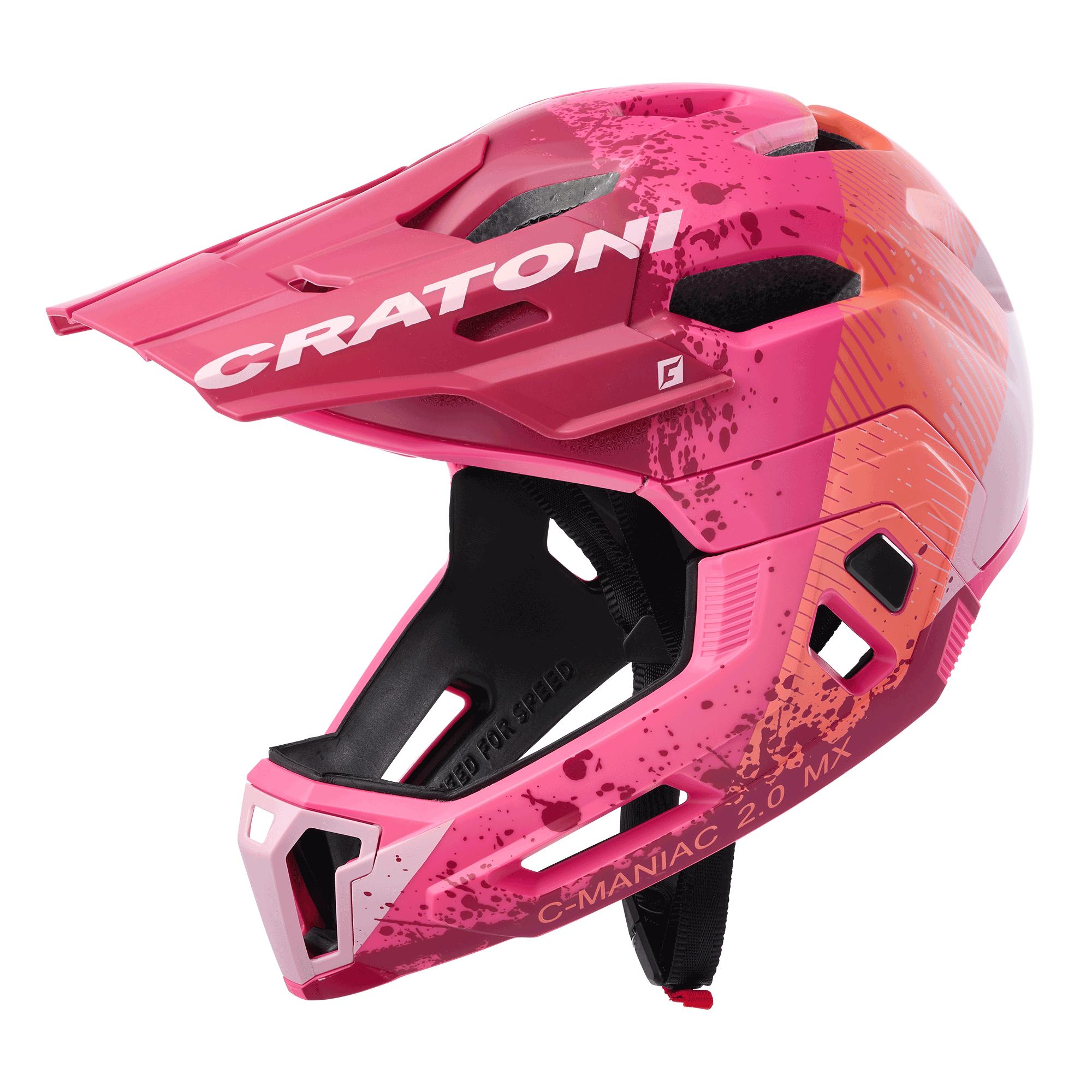 C-Maniac 2.0 MX pink-orange matt