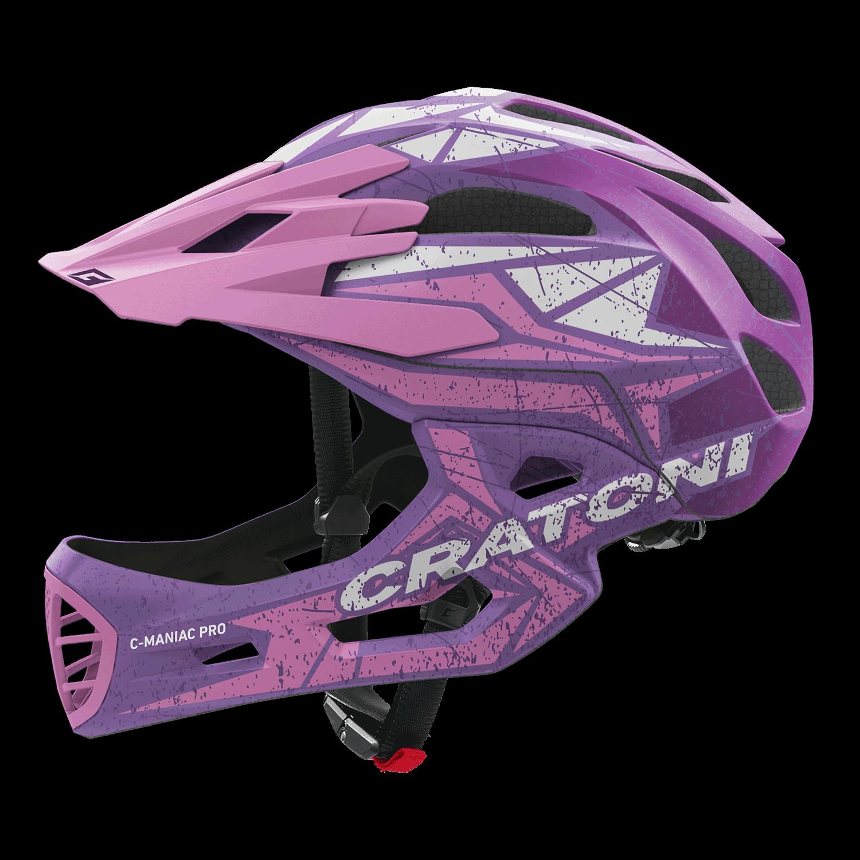 C-Maniac Pro purple-rose-white glossy