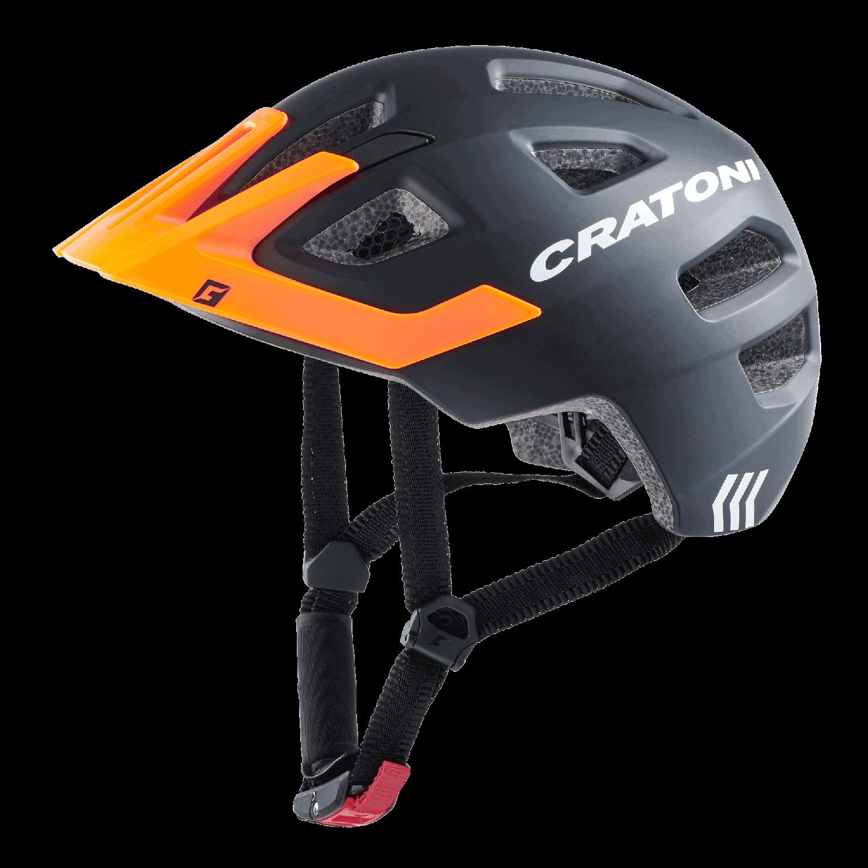 Maxster-Pro black-orange matt