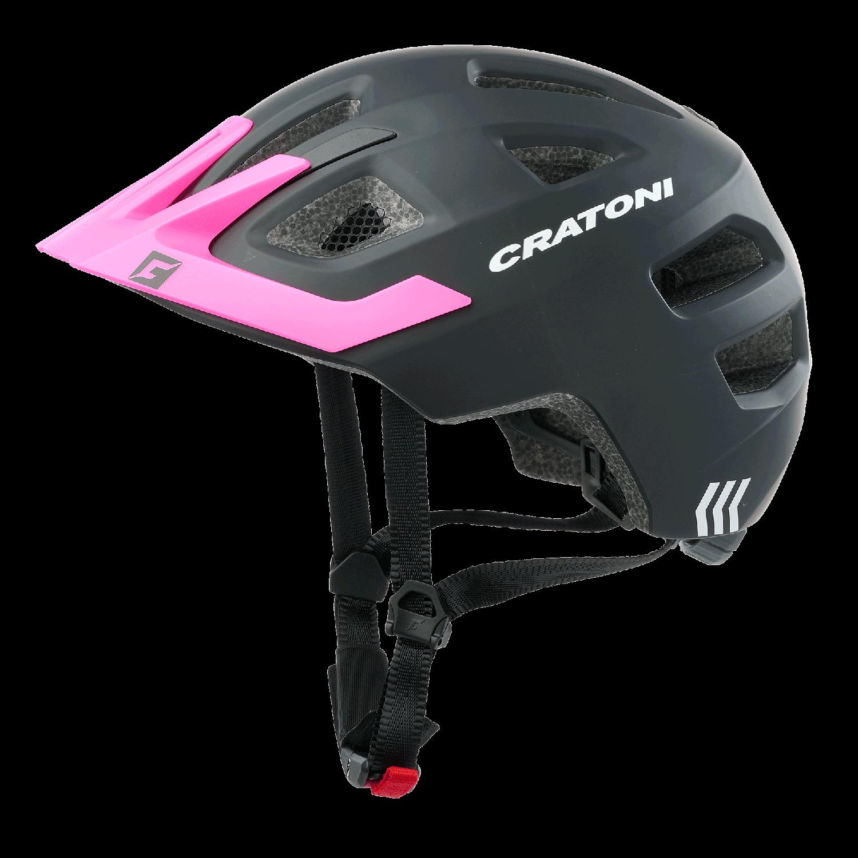 Maxster-Pro black-pink matt