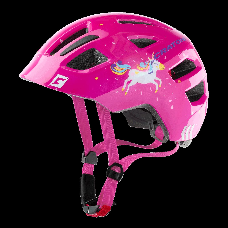 Maxster unicorn-pink glossy