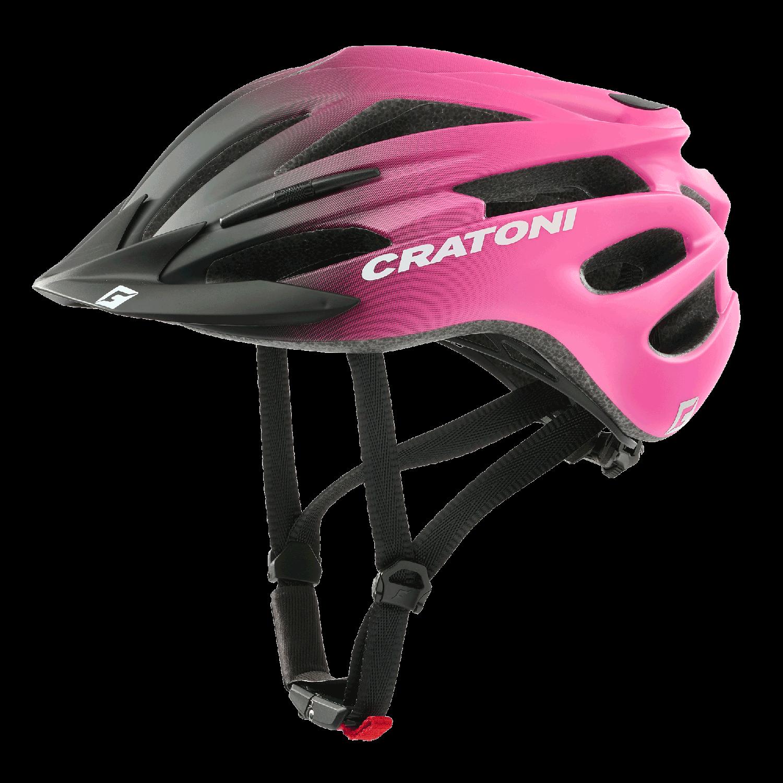 Pacer Junior black-pink matt