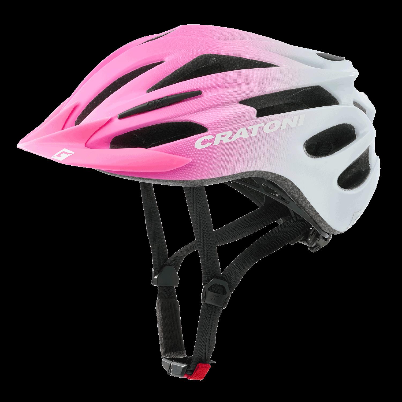 Pacer Junior pink-white matt